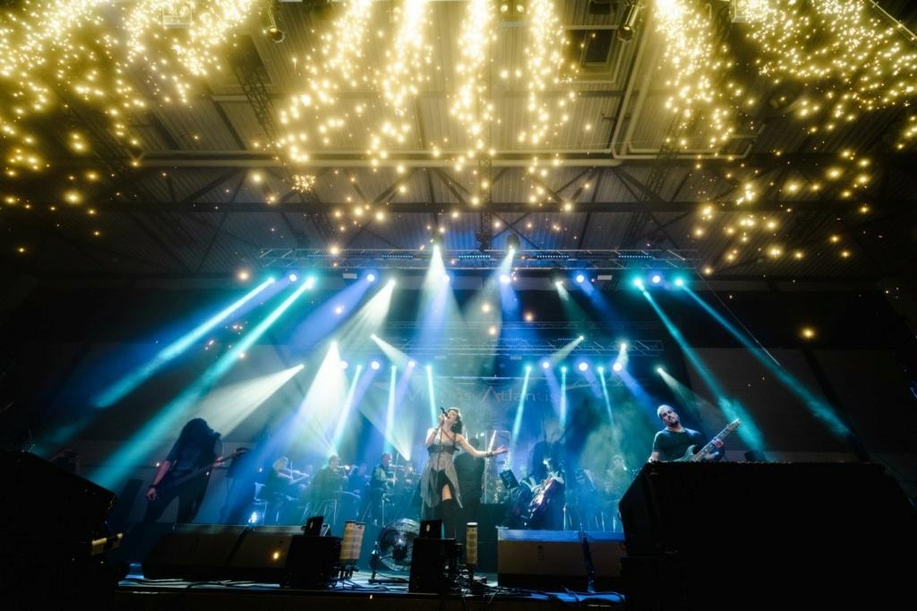 VISIONS OF ATLANTIS  New Live Album/Blu-Ray/DVD W0143