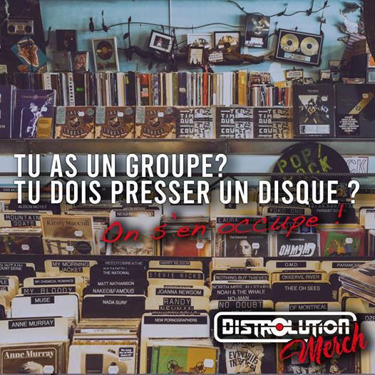 tu as besoin d'une duplication de cassette? Vinyle ou CD? On s'en occupe! W0152