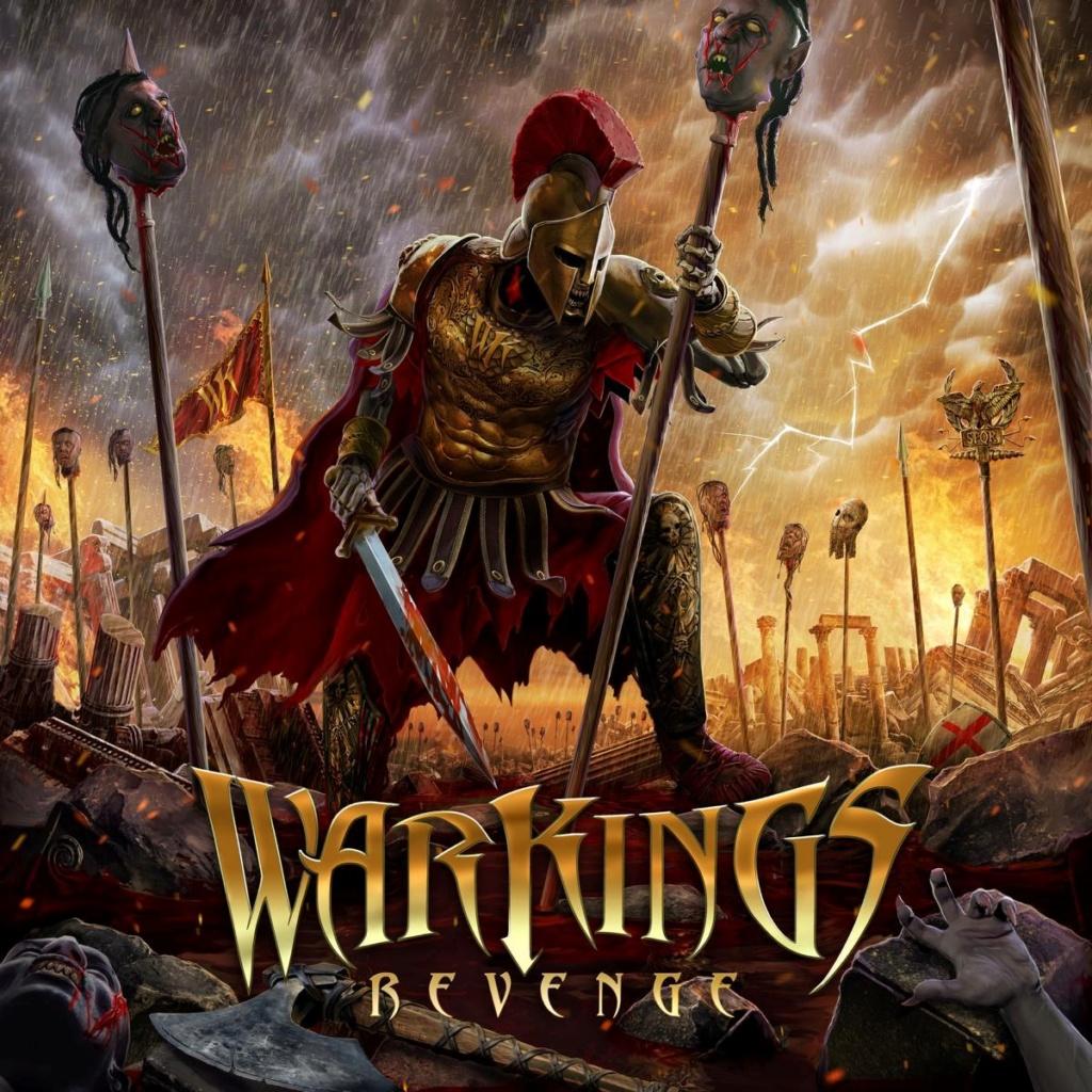"""WARKINGS """" Revenge  """"   31 juillet 2020 W029"""