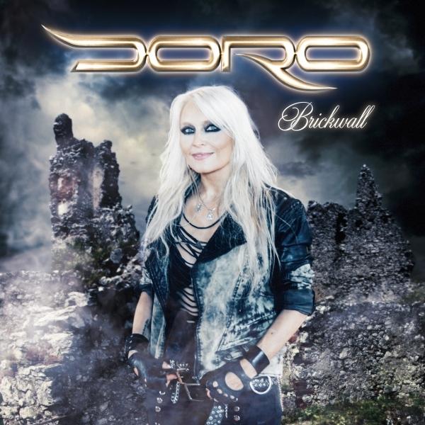 """DORO -  new single """"Brickwall""""  W048"""