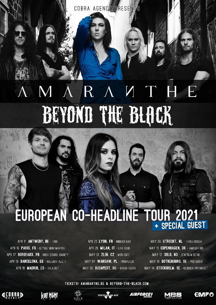 BEYOND THE BLACK LIVE 2021  W058