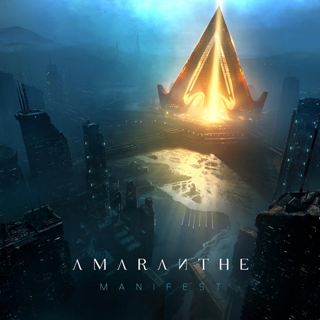 Amaranthe : Nouvel album... ainsi que le single  W068