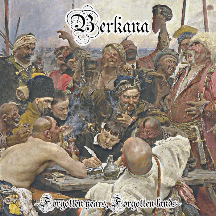 "Berkana:  premier album intitulé ""Forgotten Years, Forgotten Lands"" W076"