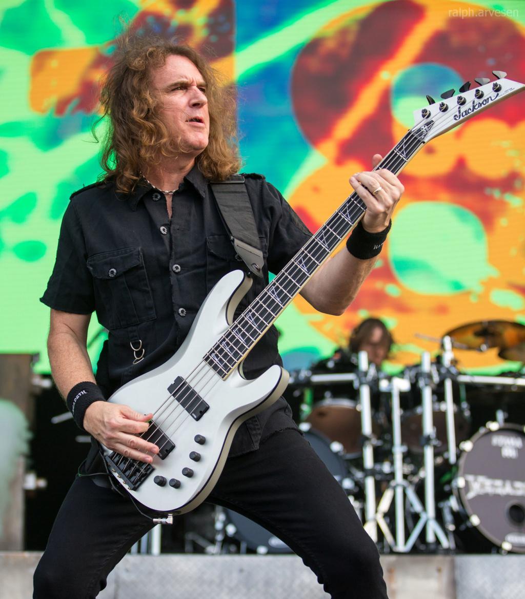 Megadeth : L'enregistrement du nouvel album a officiellement commencé W087