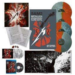 "METALLICA ""S & M²"" (2020) Symphonie et Métal U.S.A W089"