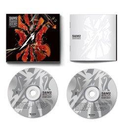 "METALLICA ""S & M²"" (2020) Symphonie et Métal U.S.A W093"