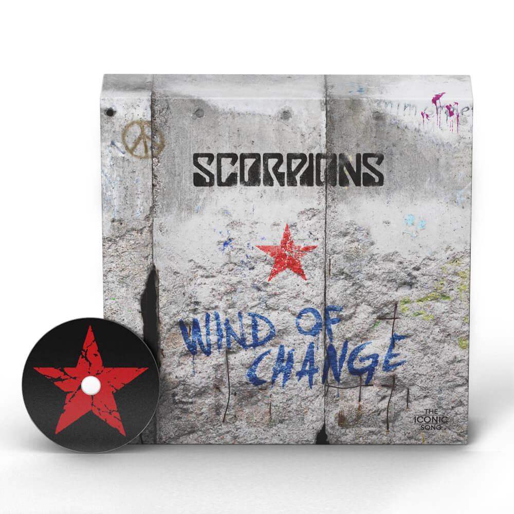 """Scorpions pour les 30 ans de """"Wind of Change"""" le 3 octobre 2020 W221"""