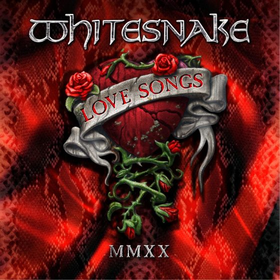 "WHITESNAKE ""Love Songs"" le 6 novembre 2020 Whites10"