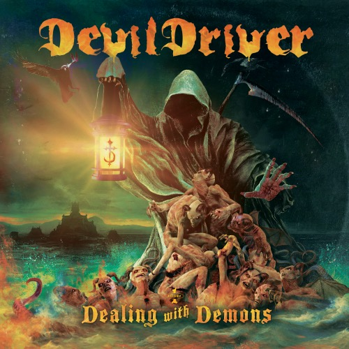 DEVILDRIVER   Dealing With Demons  9 octobre 2020  Wo12