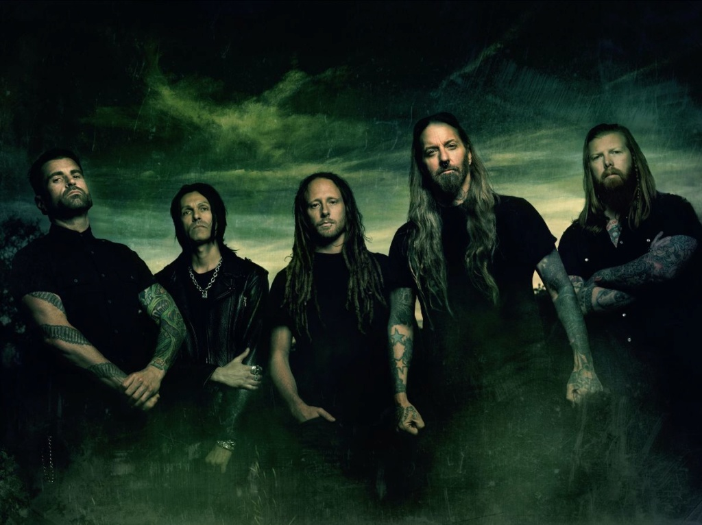 DEVILDRIVER   Dealing With Demons  9 octobre 2020  Wo14