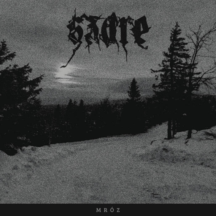 Szare : Un premier album Wx12