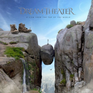 DREAM THEATER A View From The Top Of The World (2021) Metal Progressif U.S.A X09zfi11