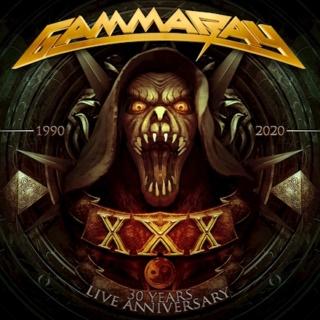 GAMMA RAY sortiront un nouveau CD/DVD/Blu-ray live, intitulé XXX - 30 Years Live Anniversary, le 10 Septembre 2021 Zadnnl10