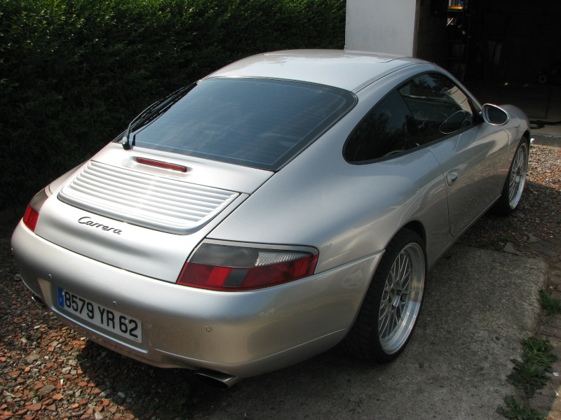 Porsche  996 carrera 2  3,4  option pse avec jantes bbs 996_0310