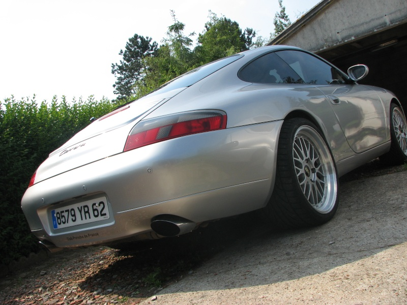 Porsche  996 carrera 2  3,4  option pse avec jantes bbs 996_0311