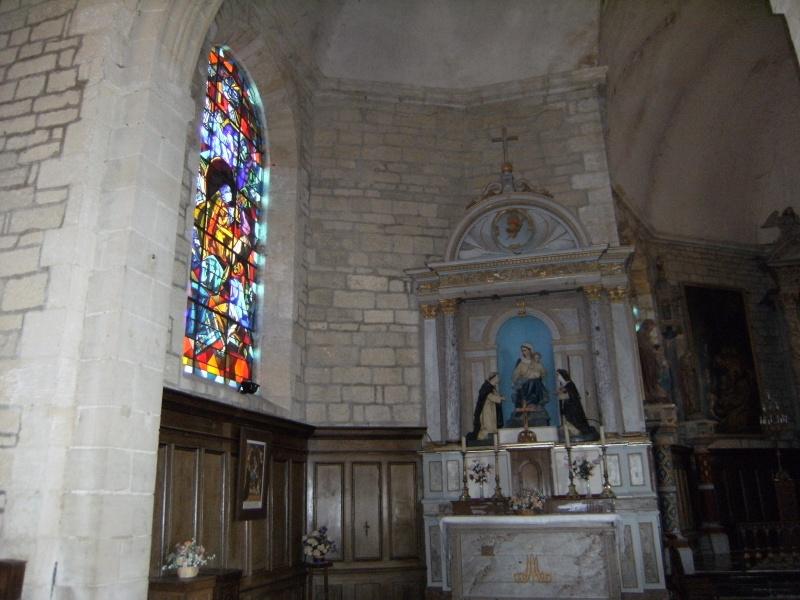 Beaumont-en-Argonne et Guillaume aux Blanches Mains Dscf0623