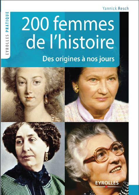 200 femmes de l'histoire des origines à nos jours Sans_t12