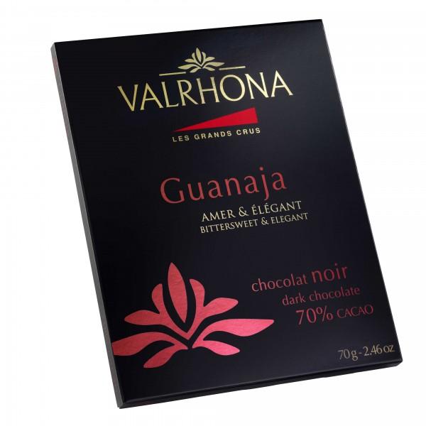 Crozes-Hermitage et chocolat Valrhona Chocol10