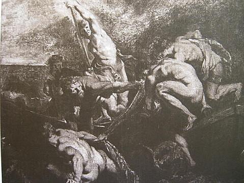 Princ. fond. de l'histoire de l'art - Heinrich Wölfflin Esquis10