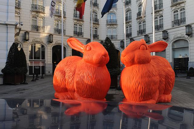 Le lapin dans l'art Lapins10