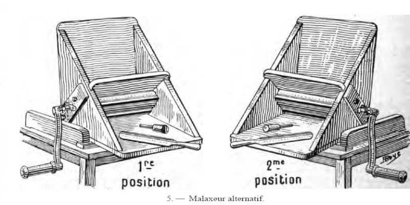 Malaxeur à beurre Malax410