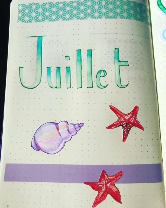 Je bujo, tu bujos, nous bujons. Le fil du bullet journal - Page 6 D256ea10