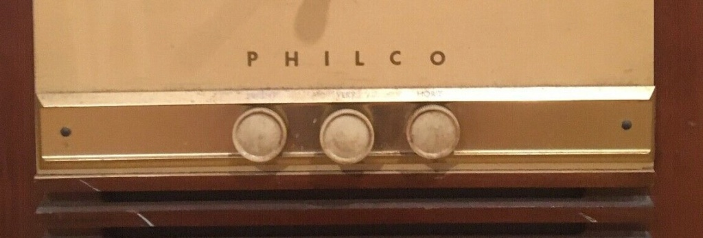 WTB: Escutcheon for Philco Predicta Barberpole Pp_esc10