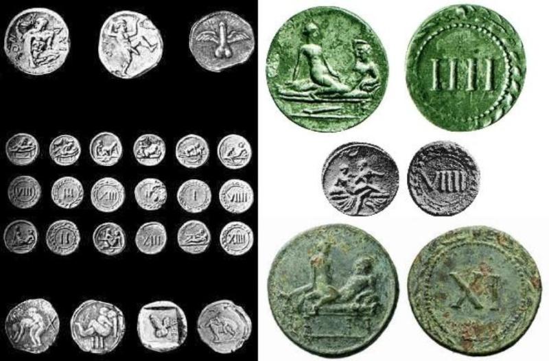 Las más eróticas entre todas las monedas clásicas. - Página 2 Spintr10