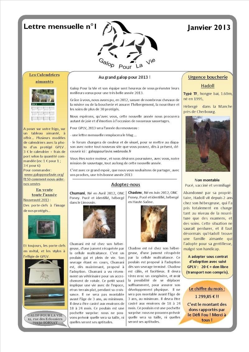 GPLV - Lettre Mensuelle N°1 - Janvier 2013 Nl_111