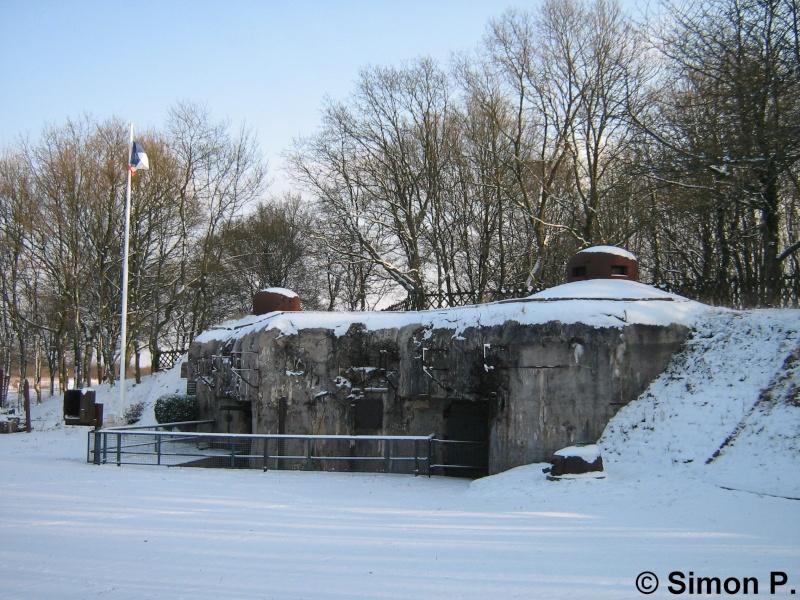 La Ligne Maginot : Le Secteur Fortifié de Faulquemont (SFF) - Page 1 Img_5220