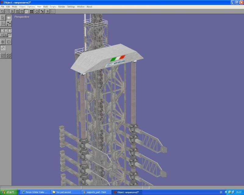 Piattaforma di lancio Aurora v 3.0 Paddef10