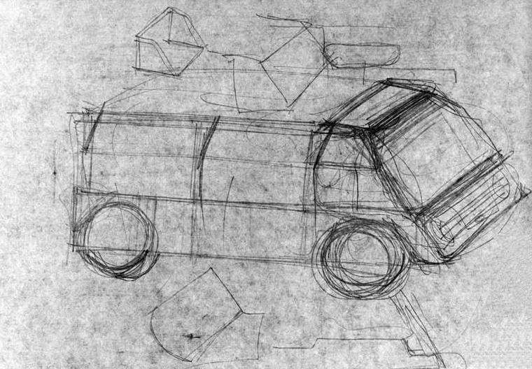 [INFORMATION] La bible des designers Citroën T38610