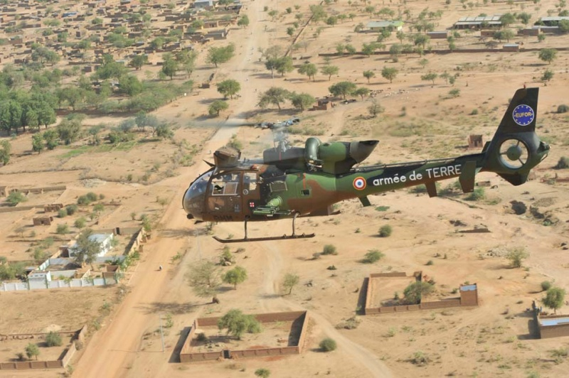 OPERATION  FRANCAISE AU MALI Gazell10
