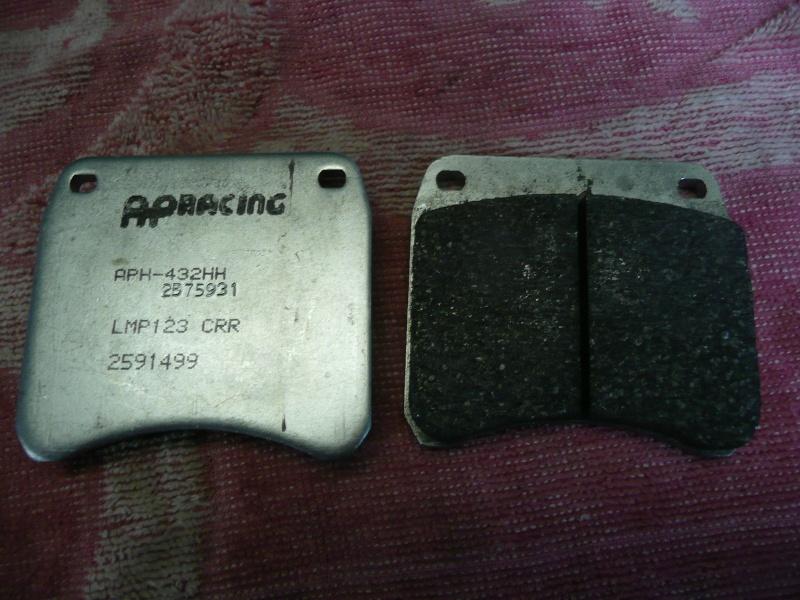 AP RACING  Plaque10