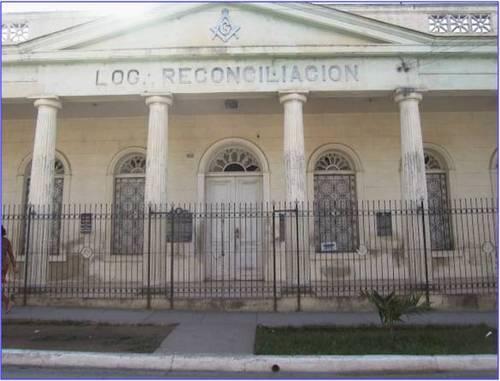 LAS LOGIAS EN CUBA Reconc10