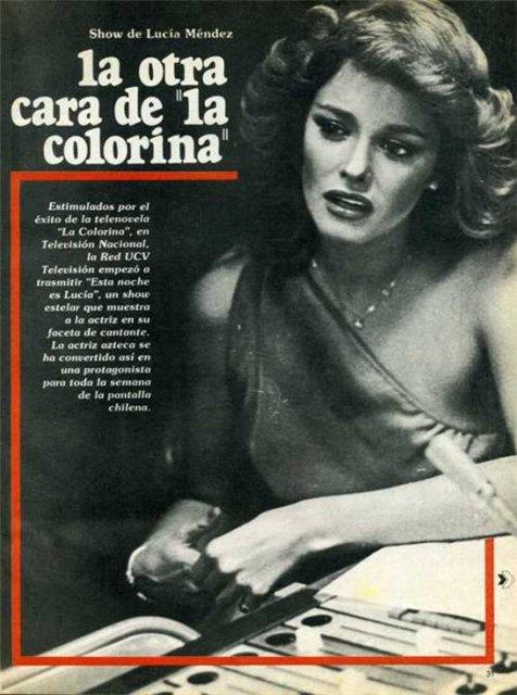 Лусия Мендес/Lucia Mendez 4 - Страница 14 72014-11