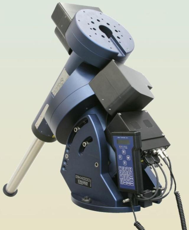 1° essai 10 Microns HPS1000 400010