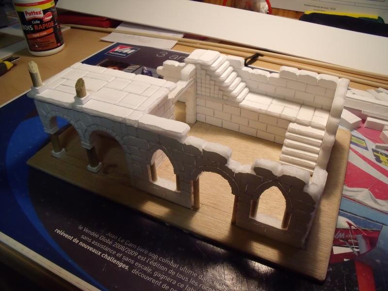 Mon nouveau projet: Ruines d'Osgiliath Dscf0111