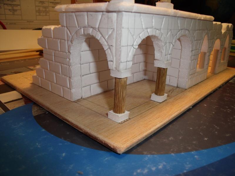 Mon nouveau projet: Ruines d'Osgiliath Dscf0112