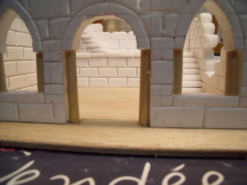 Mon nouveau projet: Ruines d'Osgiliath Dscf0114