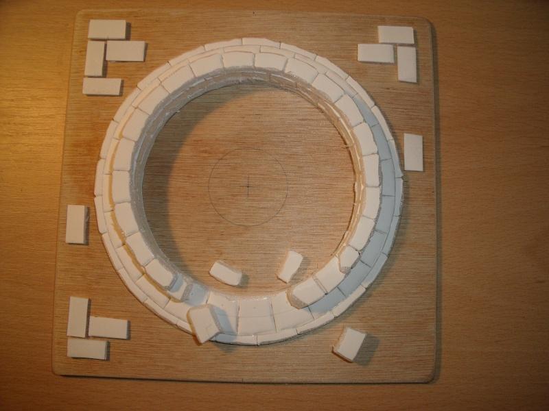 Mon nouveau projet: Ruines d'Osgiliath Dscf0220