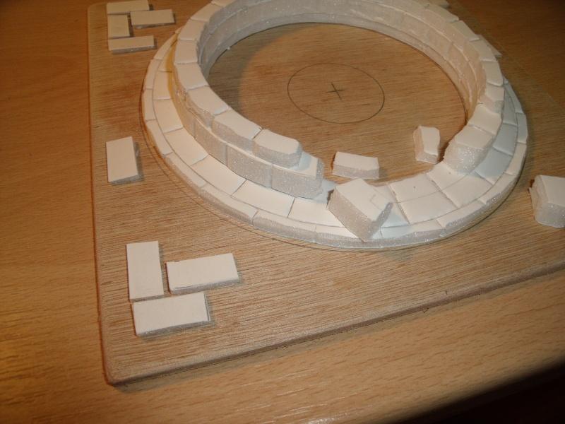 Mon nouveau projet: Ruines d'Osgiliath Dscf0221