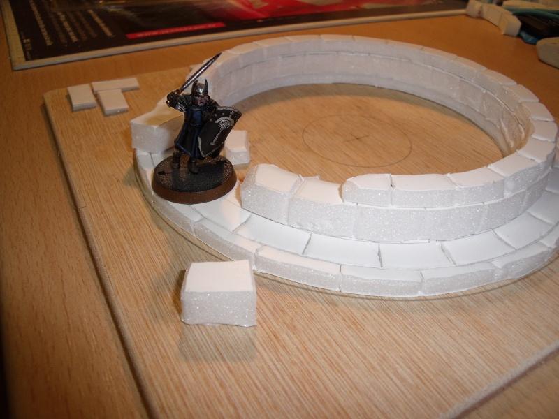 Mon nouveau projet: Ruines d'Osgiliath Dscf0222