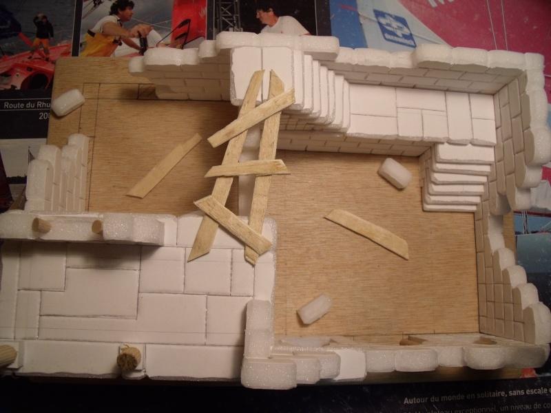 Mon nouveau projet: Ruines d'Osgiliath Dscf0223