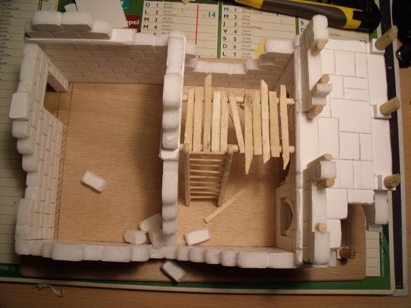 Mon nouveau projet: Ruines d'Osgiliath Dscf0234