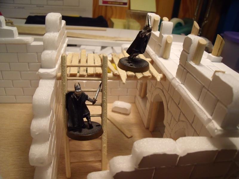 Mon nouveau projet: Ruines d'Osgiliath Dscf0237