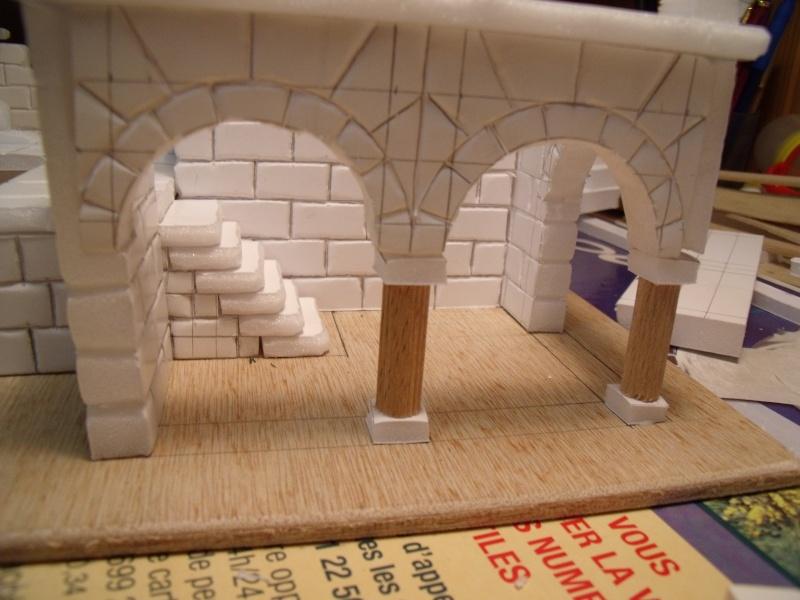Mon nouveau projet: Ruines d'Osgiliath Dscf0245