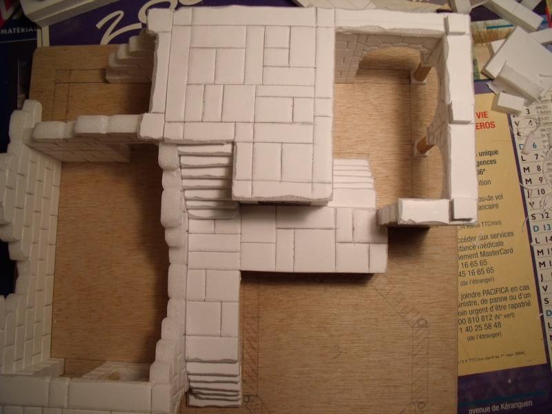 Mon nouveau projet: Ruines d'Osgiliath Dscf0246
