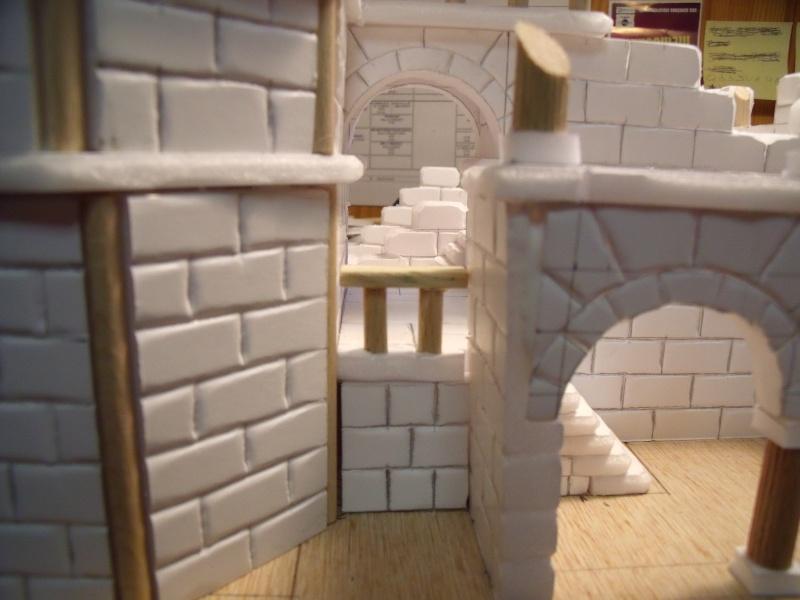 Mon nouveau projet: Ruines d'Osgiliath Dscf0254