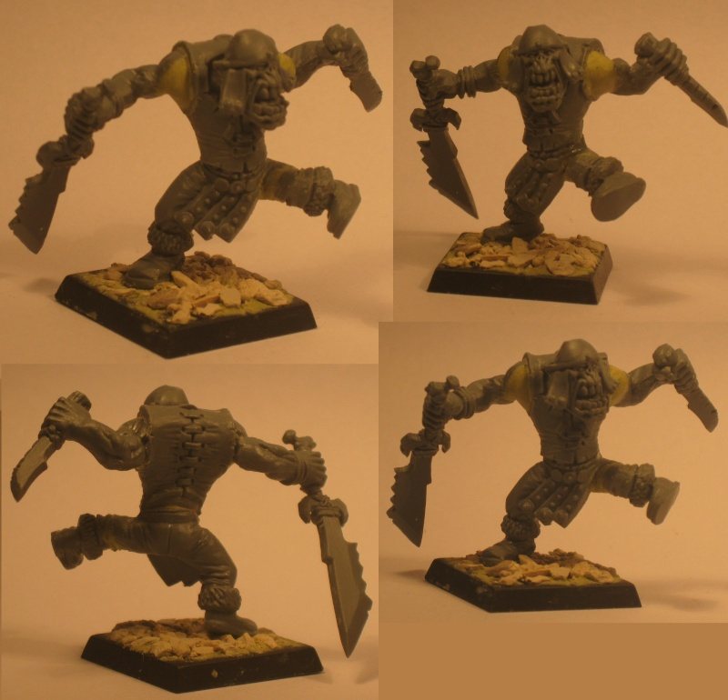 (Black) Orc Warband Practice WIP Young_10